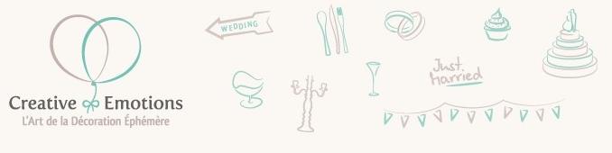Creative Emotions - Décoration mariage Belgique Deco table de mariage